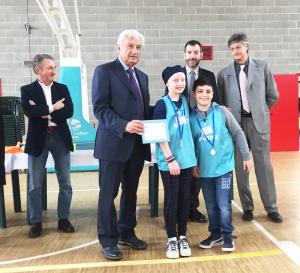 i vincitori del 4° Campionato dell'Acqua Lodigiana